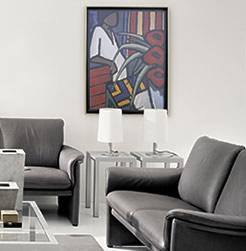 Galerieschienen-Set