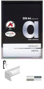 Brandschutz Bilderrahmen Alpha von Nielsen